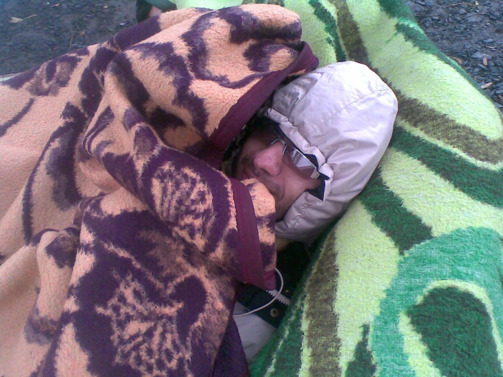 سرمای اردوی جاغرق